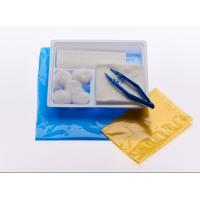 Quality Disposable Sterile Wound Care Packs , Medical Dressing Pack Set Single Use for sale