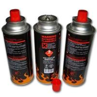 Quality Butane Refill Gas Canister for sale