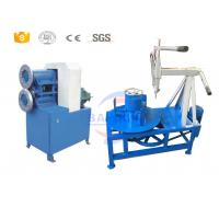 China Low cost waste tractor tire ring cutter recycling equipment manufacturer with CE on sale