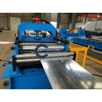 Quality Full Auto Change CZ Purlin Roll Forming Machine for construction material for sale