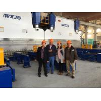 Quality CNC Press Brake Machine 1000 Ton 6 M Bending Press Machine CE and CQC for sale
