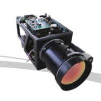 Quality Continuous Zoom Miniature Airborne MWIR Cooled Thermal Camera For Remote Observation for sale