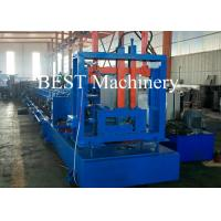 Quality C75-300 CZ Channel Steel Framing Roll Forming Machine 1.6-3.0mm Thickness for sale