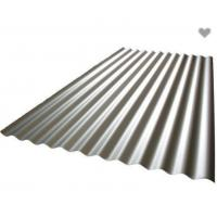 Quality 20 - 30g Zinc Coating Rolled Galvanized Sheet Metal For Warehouse And Factory for sale
