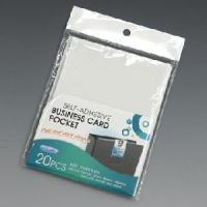 Self-Adhesive Pocket (YP-34-1)