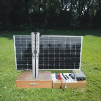Buy cheap StainlessSteelSolar Pumps for Agriculture , Solar Motor Pumps 2200W - 4000W product