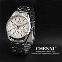 Quality PayPal Accepted Stainless Steel Case Back Japanese Movt Quartz Mens Watches NEW for sale