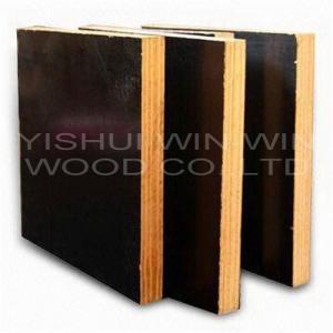 Quality Wood panels board sheet for formwork yishui win-win wood for sale