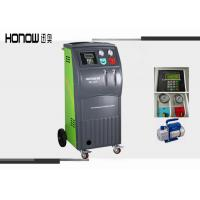 Quality A / C Automotive Refrigerant Recovery Machine , Air Conditioning Charging Equipment for sale