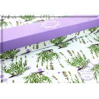 Quality Custom Non Skid Baby Lavendar Scented Drawer Liners For Office / Home for sale