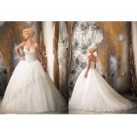 Quality Sweetheart Appliqued Beaded Ball Gowns for sale