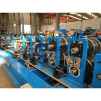Quality C And Z Purlin Automatic Roll Forming Machine For Steel Channel Quick Change for sale
