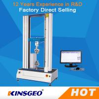 Buy cheap 220V Mechanical Universal Testing Machines With High Precise Ball Screw product