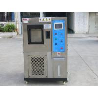 Buy cheap Constant Temperature Humidity Environmental Test Chamber 80 Liter 400x500x400mm from wholesalers