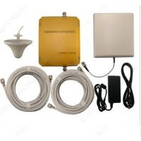 Quality GSM/UMTS 900mhz/2100mhz dual band mobile phone signal repeater 3G cell phone boosters for sale
