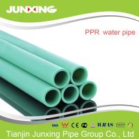 Quality green color ppr tube 32mm for waste water sewer system in house for sale