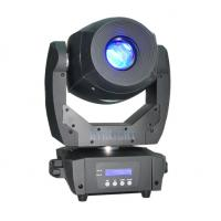 Quality Electrical Focusing 200W LED Spot Moving Head Light Adjustable Speed Gobo Wheel for sale