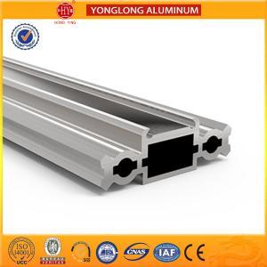 Buy cheap High Strength Aluminium Industrial Profile , Anodized Aluminium Extrusion Profiles from wholesalers
