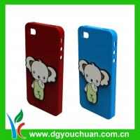 Fotos - Animal Shaped Mobile Phone Silicon Case For Iphone 4 Iphone 4s