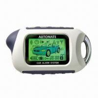 China Two-way Car Alarm System with Temperature Control Starter on sale