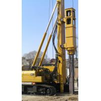 China Hydraulic Piling Rig TH60 Drilling Diameter 300MM on sale