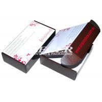 Foldable Corrugated Cardboard Mailing Boxes For Invitations Packaging