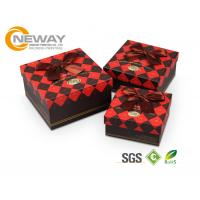 Quality Flower Gift Box Custom Cylinder Rigid Cardboard Flower Delivery Box with Ribbon Supplier for sale