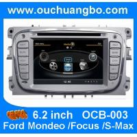 China Ouchuangbo special central multimedia for Ford S-Max S100 with DVD recording 2 zone control hot selling OCB-003 on sale