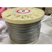 Buy cheap Multi Strands Nickel Wire Ni 212 Pure Nickel Wire Bright Status For Ceramic Pad Heater product