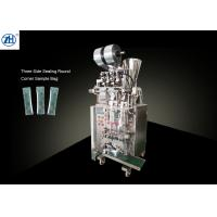 Quality 220v 380v Milk Powder Packaging Machine Double Lanes 1600w 930*730*1880mm for sale