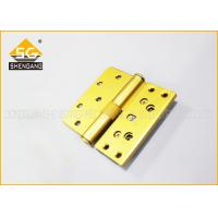 Buy cheap Three Way Zinc Alloy / Iron Movable Butt Hinges Cerniere A Farfalla product