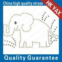 Quality china wholesale hot fix motif for garmnet supplier for sale