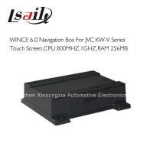 Quality JVC Unit Wince Navigation Box upgrade Kit , LLT-JV3310 HD ,  KW-V10 / V60 / 21 / 40 for sale
