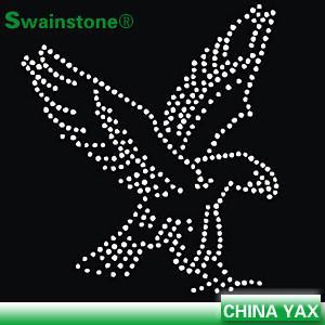 China Custom iron on bulk rhinestone transfer, hot fix rhinestone transfer bulk, rhinestone bulk on sale