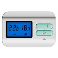Quality OEM Electronic Room Thermostat / Heat Only Digital Thermostat For Wall Heater for sale