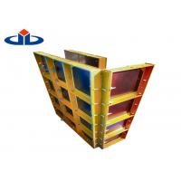 Quality Heavy Duty Modular Steel Column Formwork Lightweight Formwork Systems for sale