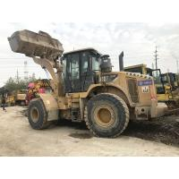 Quality Original Paint Used CAT 950H Wheel Loader CAT C7 Engine 217hp Engine Power for sale