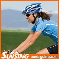 Quality 6408 fashion Safety Adult Cyclist cycling in-mold bicycle helmet for sale