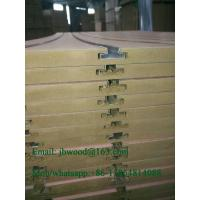 Buy cheap slotted colured MDF product