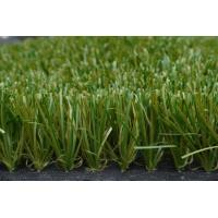 Mix 2 colors outdoor cheap price synthetic grass for soccer fields