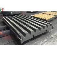 China ASTM High Strength Wear Plates,Manganese Jaw Plate,Mine Mill Liner Plates on sale