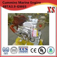 Cummins marine diesel engine 60HZ marine generator diesel engine 4BTA3.9-GM65