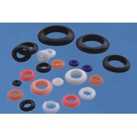 China Molded Rubber Parts Of Membrane Grommets Custom Molded Plastic on sale