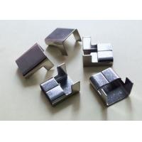 Quality 13mm SS304 Stainless Steel Wing Seals Use With 1 2 Steel Strapping Anticorrosive for sale