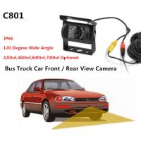 Quality Weatherproof Car Reversing Camera , Cameras For Bus 120 Degree Wide Angle for sale