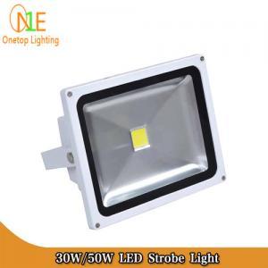 Quality 30w 50w LED Flood Stage Light High Power Stage LED Strobe Light most power led light for sale