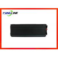 Quality GPS Tracking HDD Hard Disk Mobile NVR DVR with 8 Channel Wireless HD Video Input for sale