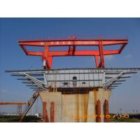 Buy cheap Bridge Beam Segment Lifter Crane Launched by Hydraulic System With Steel Wheel from wholesalers