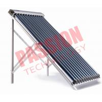 Buy cheap Portable Heat Pipe Collector 20 Tubes from wholesalers