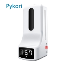 Buy cheap 1000ml Hand Sanitizer 10cm Wall Hanging Thermometer from wholesalers